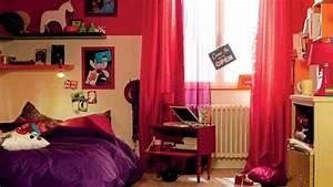 Chambre De Jeune Fille : decoration de chambre jeune fille ~ Preciouscoupons.com Idées de Décoration
