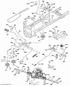 Husqvarna Rz5424 Drive Belt Diagram