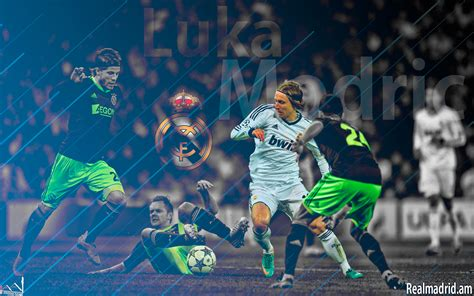 productions luka modric wallpaper real madrid