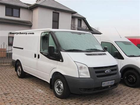 Ford Transit Ft 260 Ft 260 Box 2010 Box-type Delivery Van