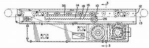 Patent Us7322462 - Conveyor Belt Tensioner