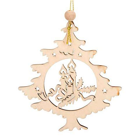 Candele Albero Di Natale by Decoro Albero Di Natale Da Appendere Candele Vendita
