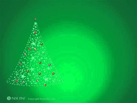 powerpoint animated slide christmas tree youtube