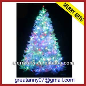 6ft slim led fiber optic tree power supply cheap sale white feather