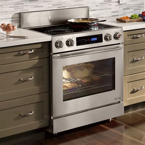 Dacor DR30ES 30 Inch Freestanding Electric Range with 48