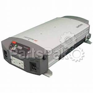 Xantrex 8061840  Freedom Hf 1 8kw 40a Inverter  Charger