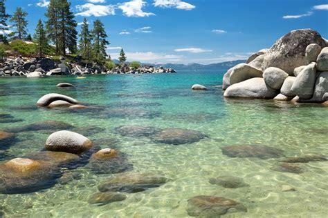 RV Trip to Lake Tahoe and Yosemite National Park