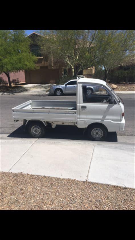 mitsubishi mini truck bed size mitsubishi minicab japanese minitruck kei truck jdm rhd
