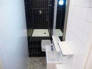 Petite Salle De Bain 3m2 : une vraie salle de bains am nag e dans 3m2 ~ Dailycaller-alerts.com Idées de Décoration