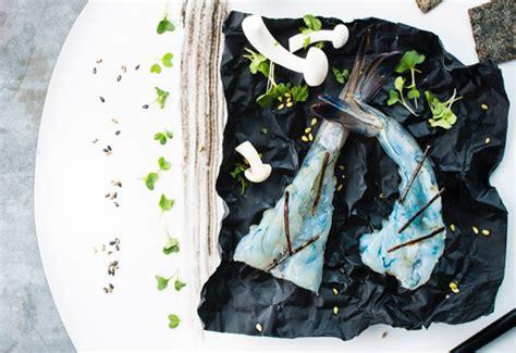 cuisine nouvelle obsiblue crustacé de luxe fruit de mer au goût