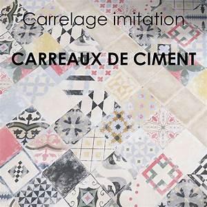 Carreaux De Ciment Hexagonaux : carrelage imitation carreaux de ciment franceschini ~ Melissatoandfro.com Idées de Décoration