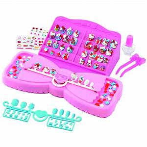 Hello Kitty Aqua Beads Nail Studio* - Flair from