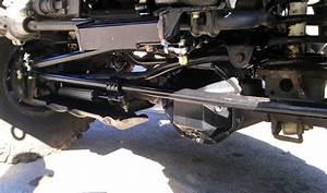 Dodge Off Road Steering Kit Bolt