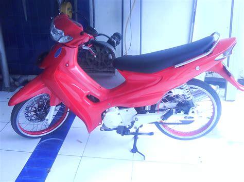Modifikasi Motor Smash 2007 by Modifikasi Suzuki New Smash 2007 2014