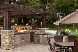 Outdoor, Kitchens, In, Minneapolis, Mn
