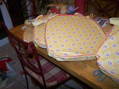 tuto housse de chaise couture tuto couture galette de chaise