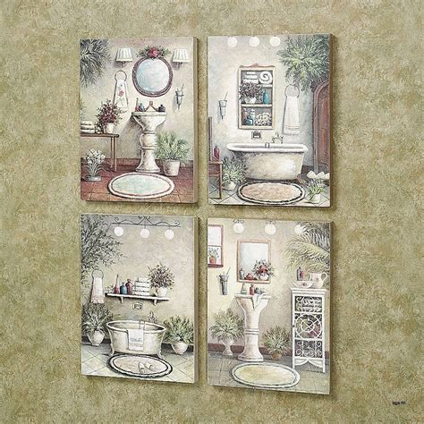 What people like about adding decor to. 15 Inspirations of Bathroom Wall Art Decors