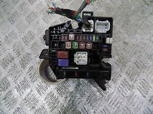 Yari 2007 Fuse Diagram Radio by Toyota Yaris 1 3 Petrol 2006 2007 2008 2009 2010 2011 Fuse