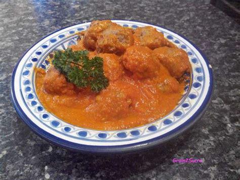 cuisiner du colin surgelé recettes de kefta et sauce tomate