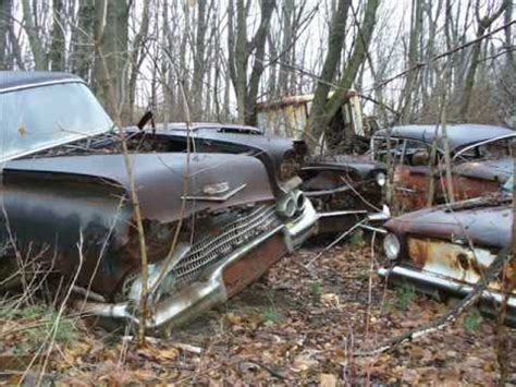 cars  junk yards youtube