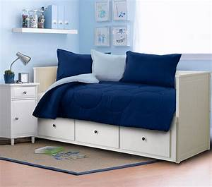 Kids, Daybed, Bedding, White, Adorable, Bedding, For, Daybeds