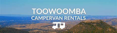 Campervan Hire Toowoomba   Compare Motorhome Deals