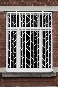 Barreau Securite Fenetre : jo a d tail r alisation grille claustra de protection ~ Premium-room.com Idées de Décoration