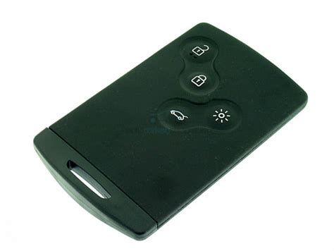 Replacement Renault Remote Keys And