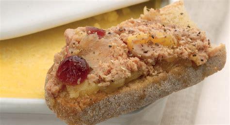 Cuisiner Oie - du foie gras à la compotée de cranberries et d oignons