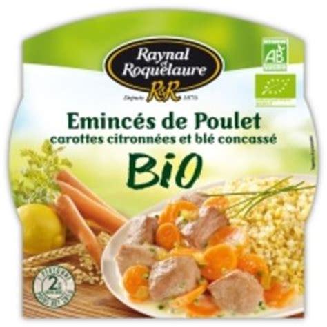 plats cuisin駸 bio des plats cuisinés bio epicerie alimentation