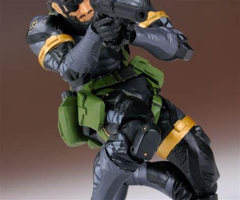 boss figure action gear metal walker peace solid box snake