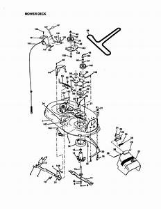 917 271530 Craftsman 14 5 Hp Electric Start 42 In  Mower