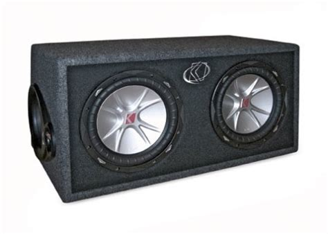 Cheap Kicker Compvr 07dcvr122 2-ohm 2 Subwoofers In-vent