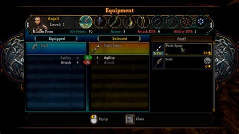 dungeon siege 3 equipment guide adventures in gaming dungeon siege iii pc
