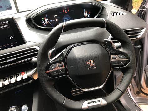 peugeot interior 2018 peugeot 5008 launch review car boys