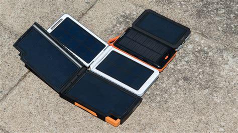 powerbank solar test die beste solar powerbank die xtorm am121 evoke im test techtest
