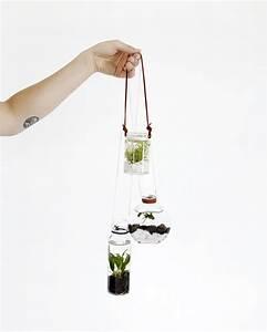 Suspension Pour Plante Interieur : 10 astuces diy pour suspendre vos plantes shake my blog ~ Teatrodelosmanantiales.com Idées de Décoration