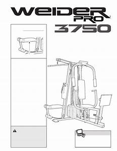 Weider Home Gym Wesy26331 User Guide