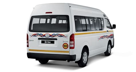 south africas favourite minibus taxi brand
