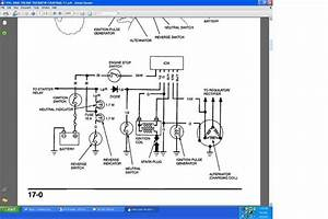 99 Honda Fourtrax 300 Wiring Diagram