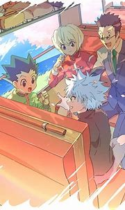 Twitter in 2020 (With images) | Hunter x hunter, Hunter, Anime