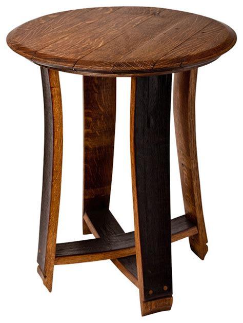 accent table ls contemporary barrel top accent table contemporary side tables and