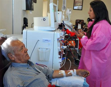 Hemodialysis Patient Care Technician by Business Q A Dialysis Center Adapts Care To Accommodate