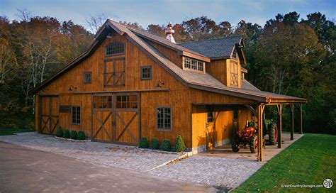 New Barn Garage ask the outdoor living experts what makes a masterful