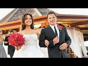 Nick Lachey and Vanessa Minnillo Discuss Recent Wedding ...