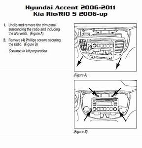 1995 Hyundai Accent Stereo Wiring Diagram