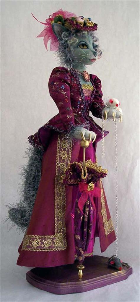 cloth art doll making sewing patterns  stephanie