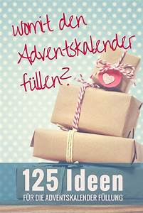 Adventskalender Foto Diy : die besten 25 adventskalender jugendliche ideen auf ~ Michelbontemps.com Haus und Dekorationen