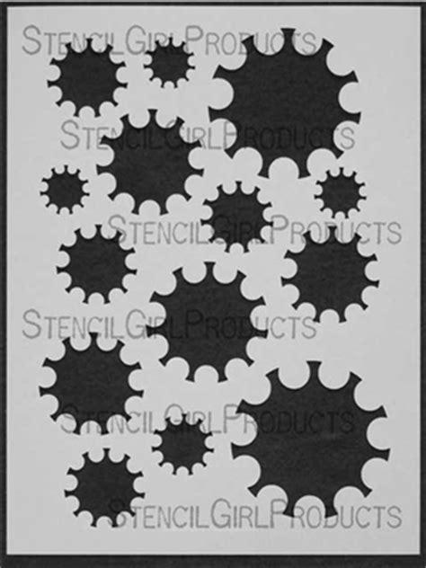 Bullet Holes Stencil