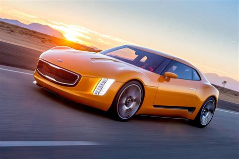 By 2020, Kia Will Launch Its Very First Sports Car … Or Is It?